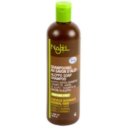 Aleppo Shampoo? Biologische Aleppo Shampoo voor Normaal Haar.