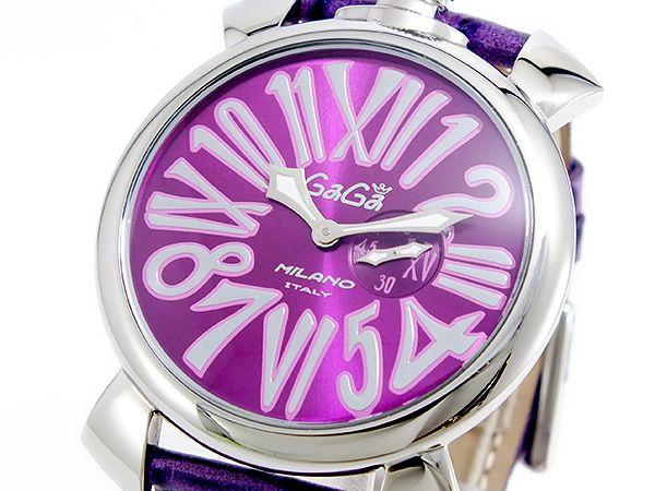 【送料無料】ガガミラノ GAGA MILANO SLIM クオーツ ユニセックス 腕時計 5084-5【楽ギフ_包装】【楽ギフ_のし】【楽天市場】 watch 時計