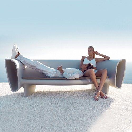 Vondom Garten Sofa Bum Bum Kaufen Im Borono Online Shop