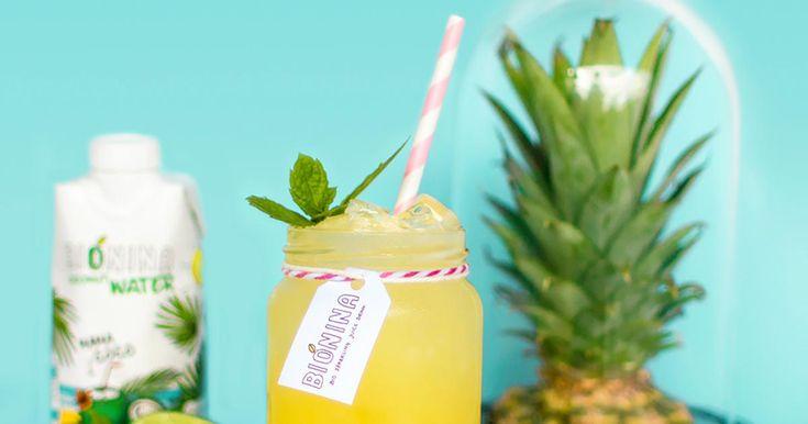 Cocktail zonder alcohol: Virgin Piña Colada