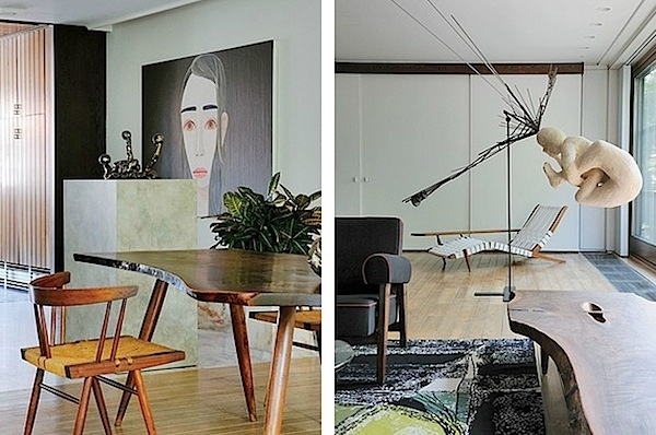 These elegant designs with interesting art collection | Viure Decoration