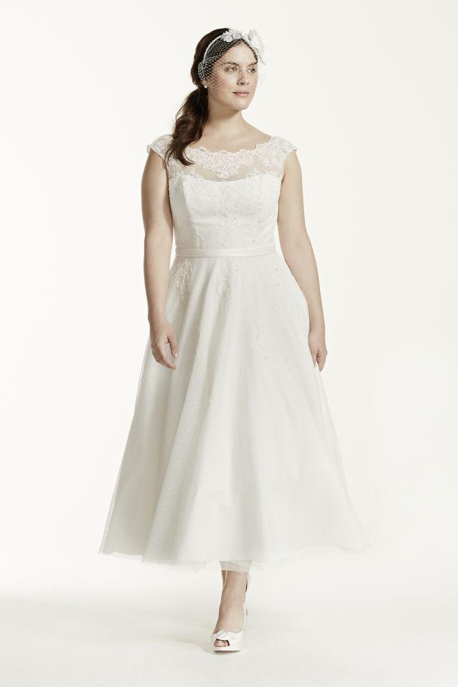 198 best Short Plus Size Wedding Dress images on Pinterest