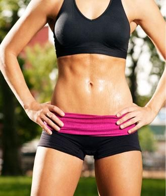 Sculpt the Body You Want - Fat-Burning Workout Routine to Tone Up Your Trouble Zones - Shape Magazine