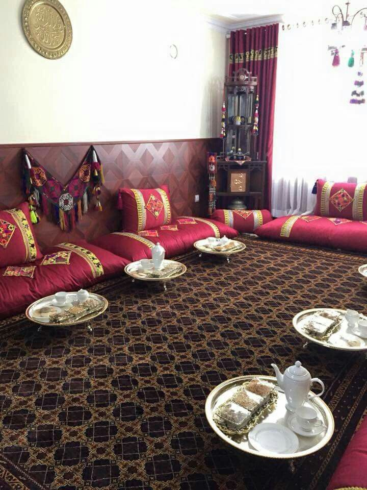 Perfect Afghan Floor Sofa And Pics House Interior Design Living Room Decor Home Decor Pakistani drawing room decoration images