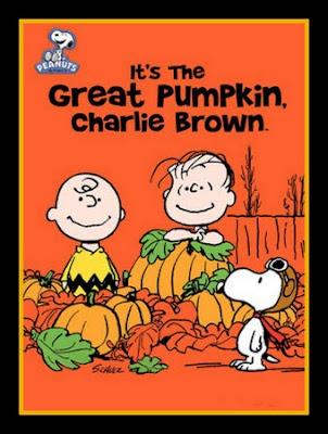 great pumpkin...one of our favorites for fall!