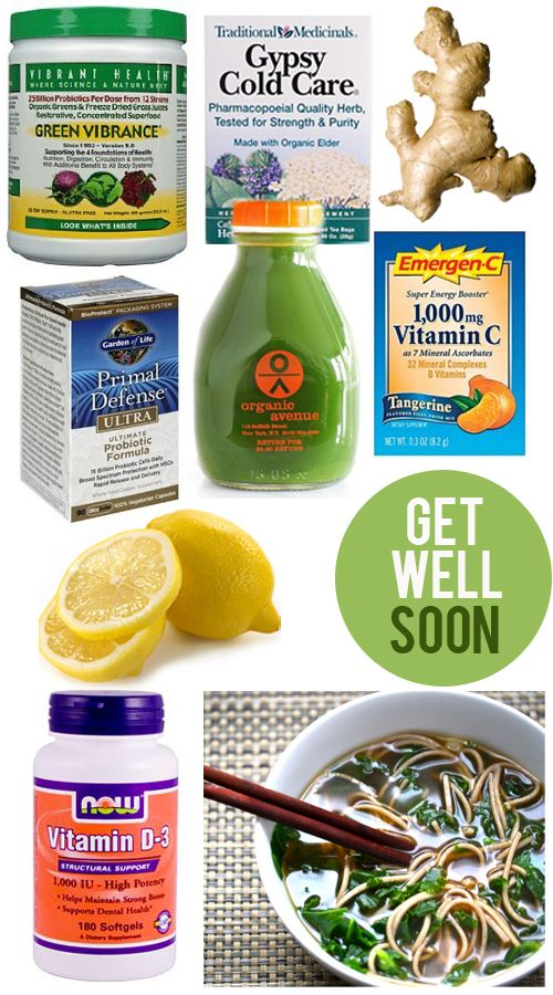 Under the weather? Here are my top natural cures for the common cold. You'll be better in no time!