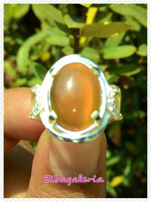 Beautiful Natural Stone Ring For Ladies
