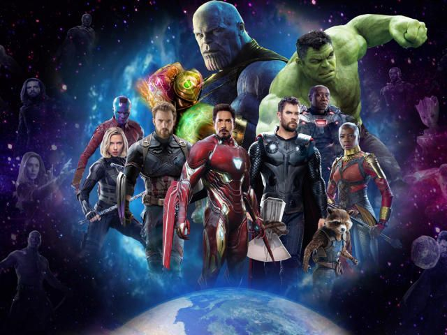 Avengers 4 Artwork From Infinity War Wallpaper Hd Movies 4k Wallpapers Images Photos And Background The Original Avengers Avengers Avengers Infinity War