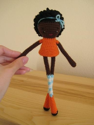 linguine dolls - free pattern.