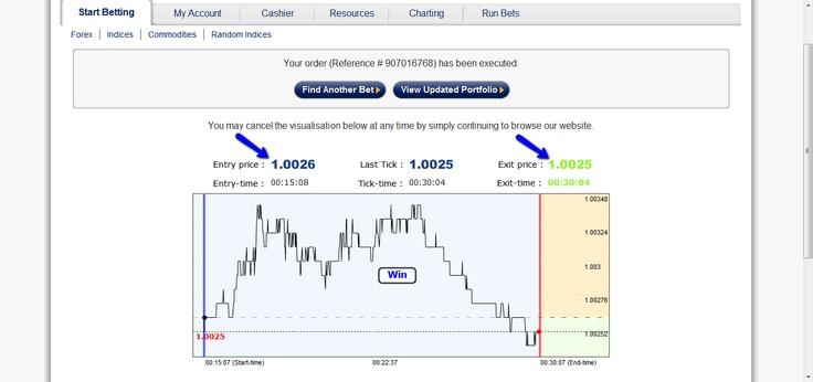 Platinum trader binary options