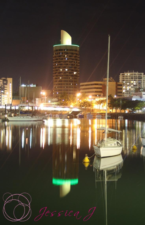The Holiday Inn... Townsville, QLD Australia.