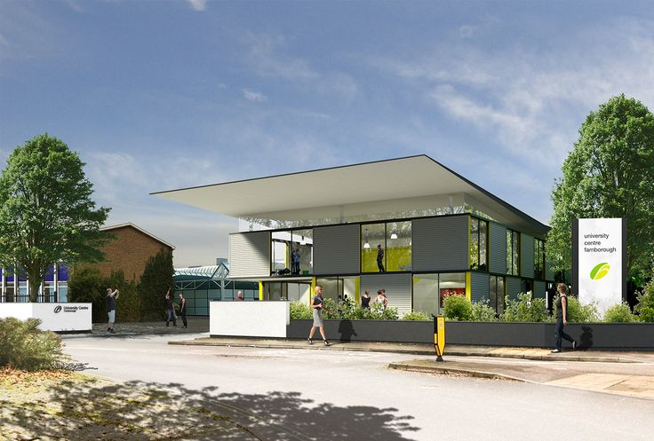 Farnborough College of Technology | Ayre Chamberlain Gaunt