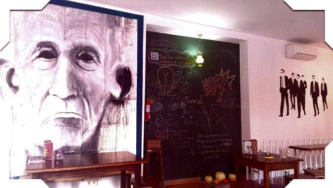 Terral café, calle de Santa Isabel, 14
