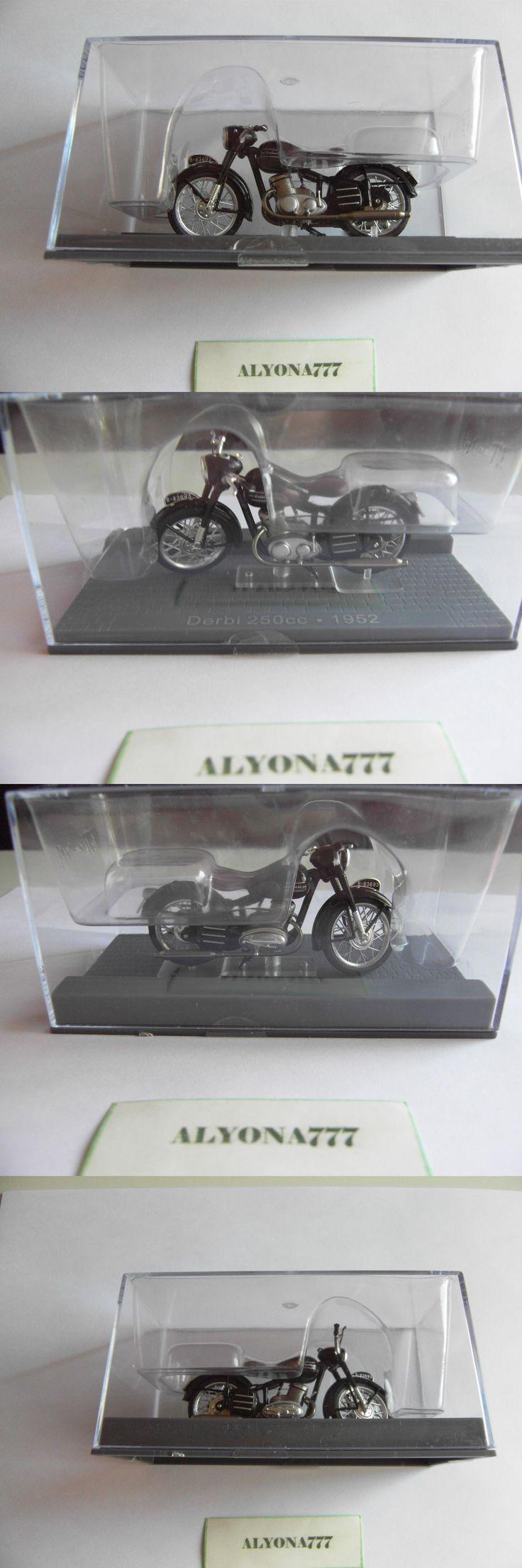 Contemporary Manufacture 45348: 1 24 Ixo Derbi 250Cc 1952 Moto Classic Bike Motorcycle 1:24 Altaya Ixo New -> BUY IT NOW ONLY: $34 on eBay!