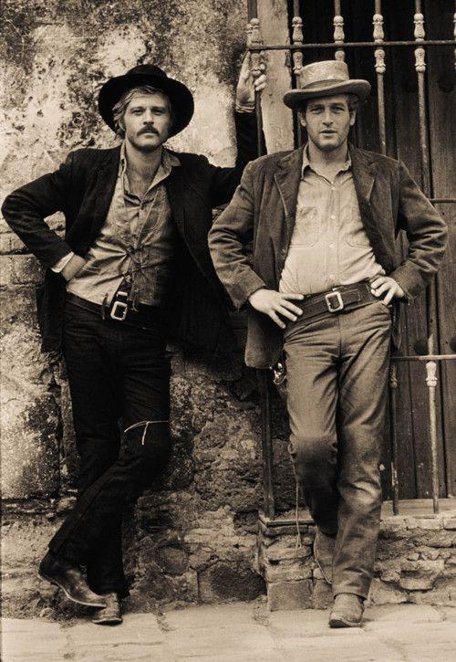 Butch Cassidy et le Kid est un western de George Roy Hill sorti en 1969 aux États-Unis. Wikipédia - Robert Redford and Paul Newman