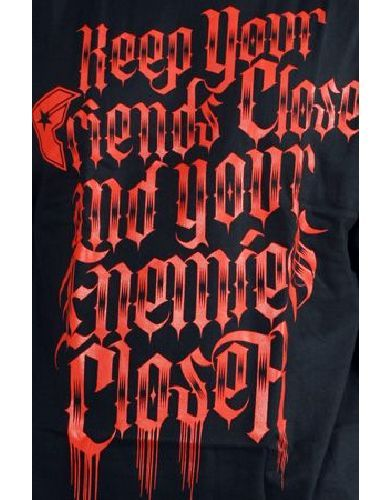 Famous Stars and Straps Enemies Tee