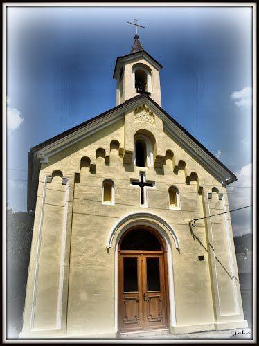Chapel in Pružina