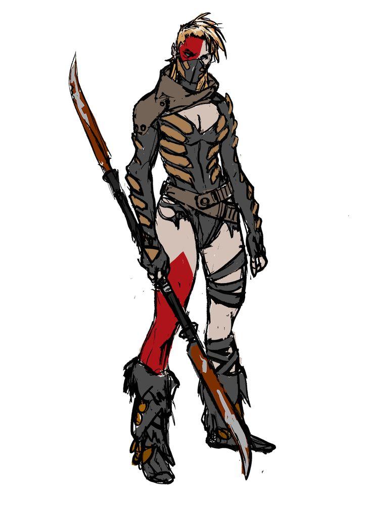Ballistic Character Design Pdf : Best character design fantasy images on pinterest