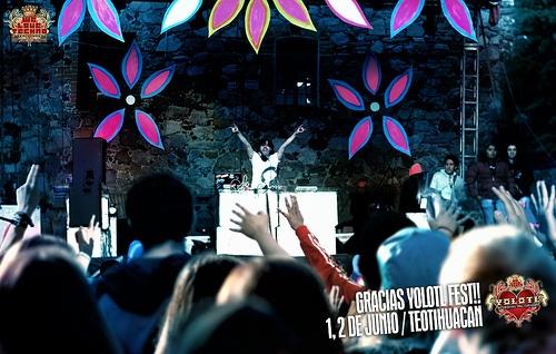 B-Liv at Yolotl Fest / México 2013