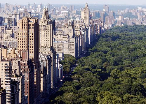 """""""If man can live in Manhattan, he can live anywhere."""" —Arthur C. Clarke"""