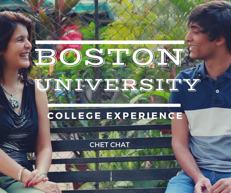 Thinking of studying abroad, find out what makes Boston University Unique. Watch -  Boston University student talk about student life at BU, changing majors, advice for high school students, a study abroad program in Korea, Fun Moments, living in ‎Boston‬ and much more!