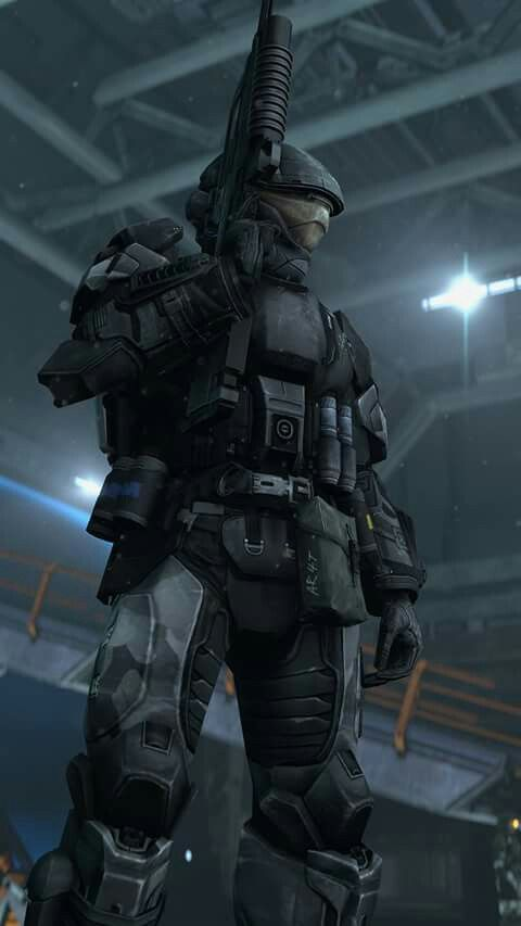 how to build halo odst armor