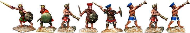 Sea Peoples 28mm miniatures for Bronze Age Mediterranean Wargaming. Sculpted by Alan & Michael Perry for Wargames Foundry.