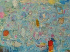 floating-rhythm-on-the-beach by sarah stokes