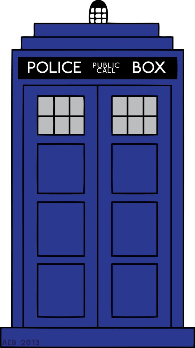 Tardis drawing                                                       …