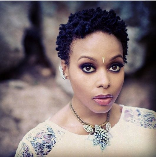 Chrisette Michele's beautiful photo on Instagram