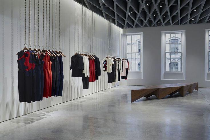 Victoria Beckham Unveils First London Store - Slideshow