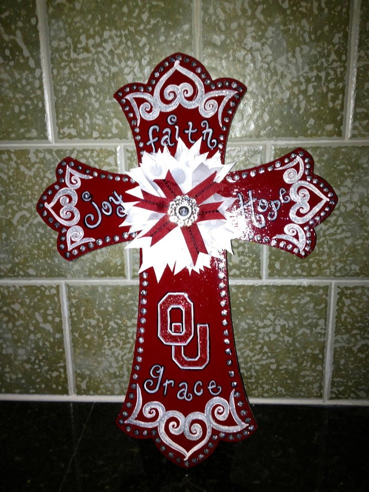 Best 25 Painted Wooden Crosses Ideas Only On Pinterest