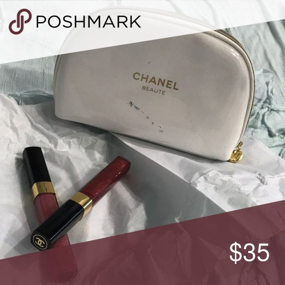 25 Cute Chanel Makeup Bag Ideas On Pinterest Make Up