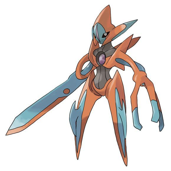 9 best Deoxys images on Pinterest | Digimon