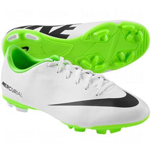 NIKE Youth Mercurial Victory IV FG Soccer Cleats #NIKE #Youth #Kids #Soccer #Cleats #SoccerMoms #SoccerSavings.com