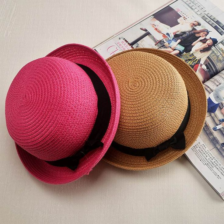 New Summer Dome Panama Straw Hat Ladies Beach Hats Sun Hat Boater For Women Adult Sombrero Para El Sol Mujer Verano Gorros