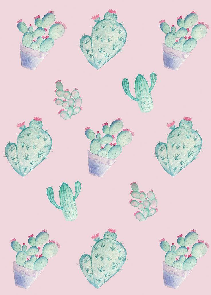 Michilab for Rosa e Turchese Texture cactus rosa