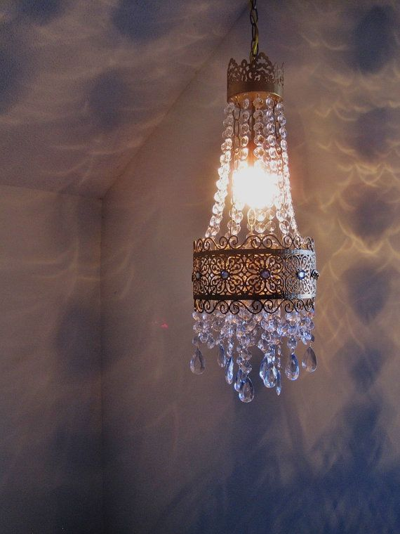 French Empire Antique Inspired Chandelier by ShabulousChandeliers