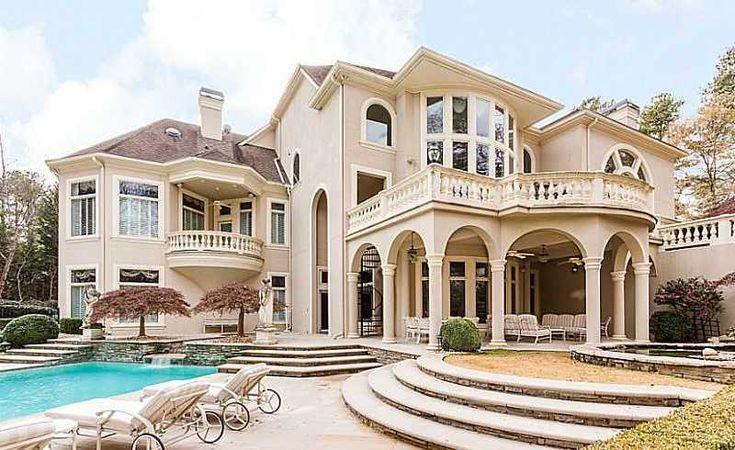 Million dollar homes 75 million dollar house more real for Million dollar home designs
