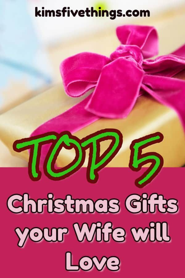 Top 5 Christmas Gifts For Your Wife Best Gifts To Pamper Wife Kims Home Ideas Christmas Gifts For Wife Top 5 Christmas Gifts Xmas Gifts For Wife