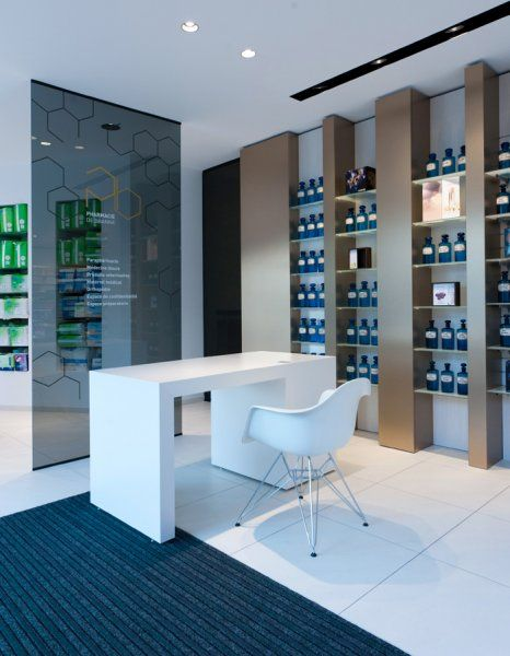 1485 best pharmacy design images on pinterest pharmacy for Boursin agencement