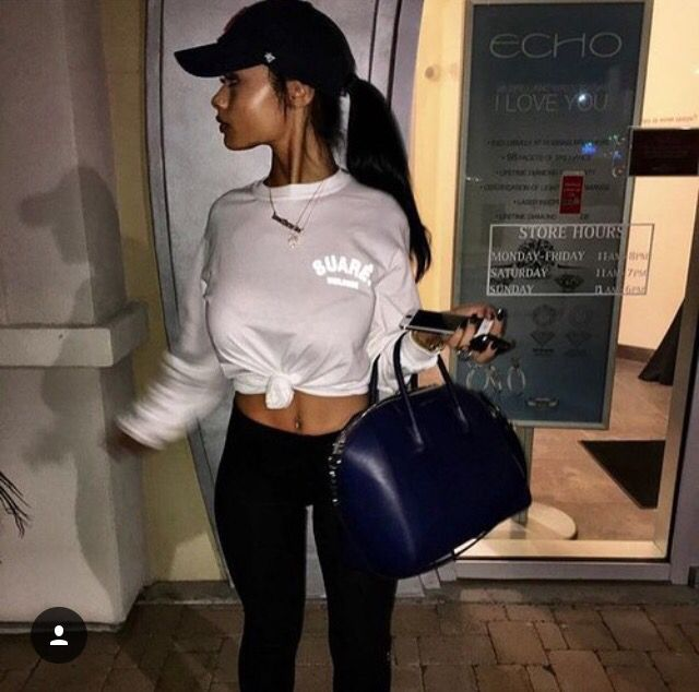 267 Best Baddie Outfit Inspiration Images On Pinterest