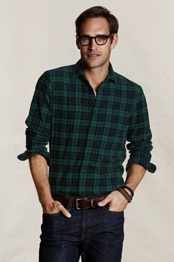 17 best images about men 39 s fashion on pinterest land 39 s for Black watch flannel shirt