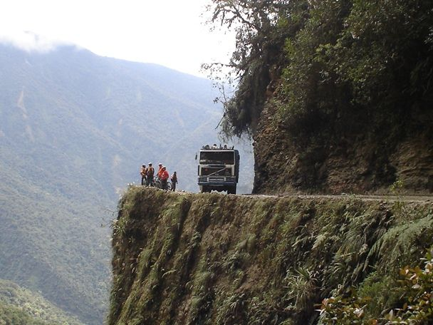Mountain Biking Photos - Death Road | The Travel Tart Blog