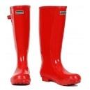 Rode regenlaarzen - Katchoo Regenlaarzen