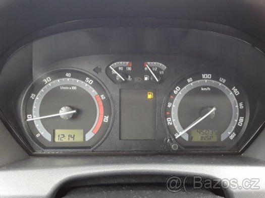 Fabia Combi 1,4 16V 55kW 45000KM/m.2006/TEMPOMAT/ZimníSET - 1