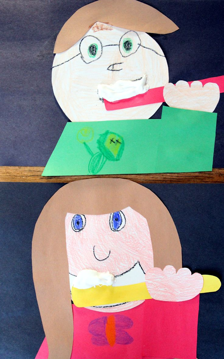 Dental Health Craft for Kids | TpT Blogs | Dental health ...