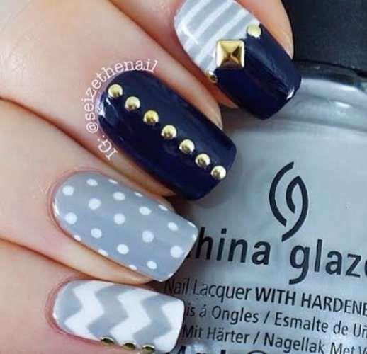 Lo último en uñas decoradas: nuevos diseños de 2014 - Terra Colombia