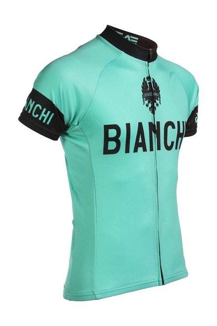 Bianchi  Team Bianchi Celeste Jersey - 2019  6eb6065fe