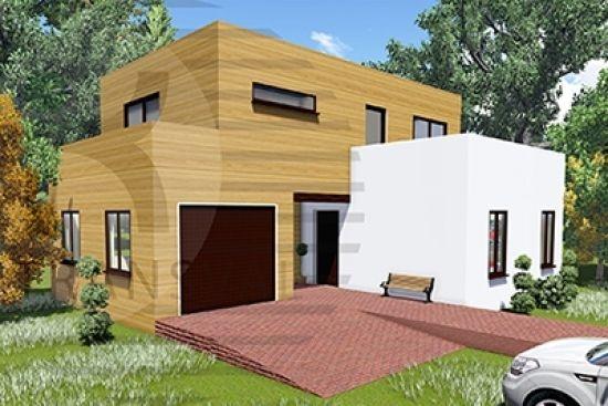 Casa de lemn Yla Casa in lengo Yla Yla timber framing house